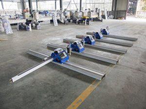 180W зөөврийн CNC плазмын зүсэх машин 6 - 150 мм