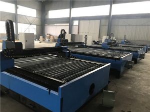 хятад хуудас металл хавтан cnc плазм таслагч / плазм зүсэх машин 1325 зэвэрдэггүй ган