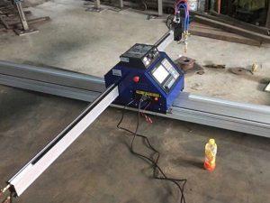 CE нь хямд үнэтэй 15002500 мм металл зөөврийн CNC плазм огтлох машин