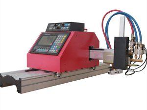 Олон үйлдэлт дөрвөлжин ган хоолой профиль өндөр чанартай CNC FlamePlasma хэрчих машин