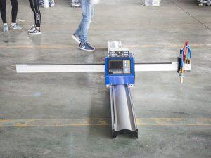 Шинэ технологи зөөврийн төрөл cnc плазмын хэрчих машин үнэ жижиг бизнес үйлдвэрлэлийн машинууд