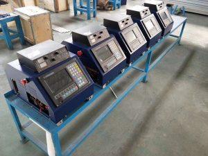 Зөөврийн CNC плазм огтлох машин, үр дүнтэй дөл таслах машин