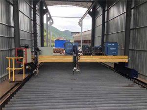 Servo мотортой нарийвчлалтай CNC плазм зүсэх машин 13000 мм нягт нямбай