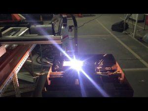 хямд өртөгтэй зөөврийн cnc хийн плазм огтлох машин