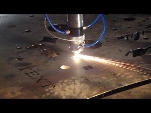 хятад худалдааны баталгаатай хямд үнээр зөөврийн зүсэгч cnc плазм зүсэх машин зэвэрдэггүй ган төмөр төмрөөр хийсэн